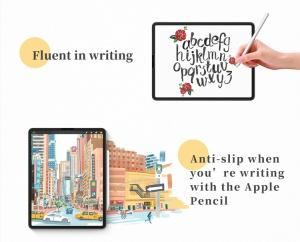 """Dán dẻo Nillkin AG Paper-like iPad 12.9"""" (chuyên để vẽ bằng bút Pencil)"""